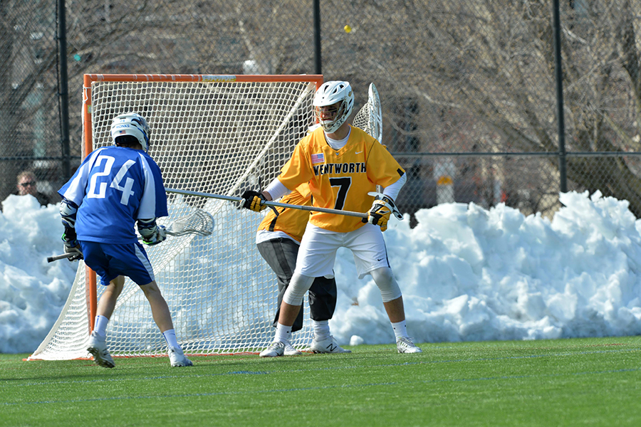 Buck's Overtime Heroics Snap Losing Streak Against Salve Regina