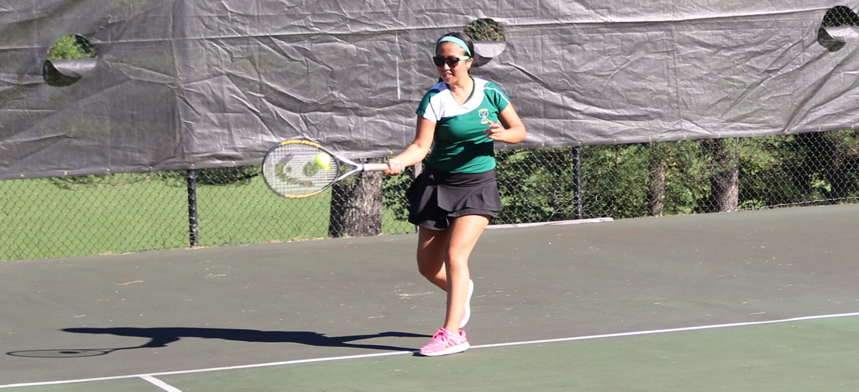 Hornet women's tennis drops NAC opener to NVU-Johnson