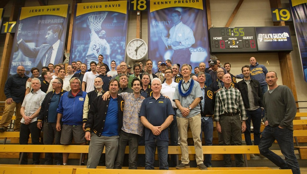Preston Unveiled as Legend of the Dome as UCSB Swept on Senior Night