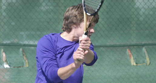 Chattanooga edges Golden Eagle tennis squad, 4-3
