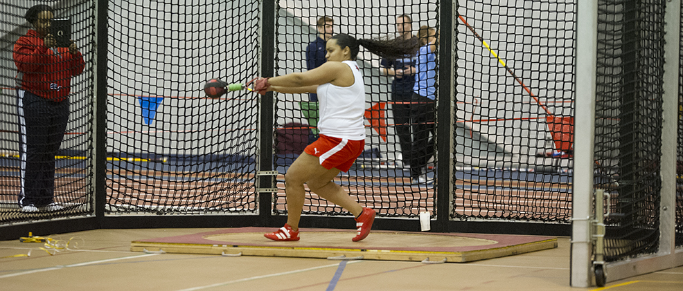 Women's Track and Field Finish Strong in Two-Day Hillsdale College Invite