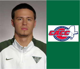 Schmitt Makes CACC Winter All-Academic Squad