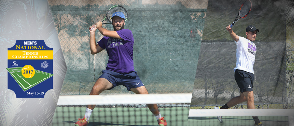 Men's Tennis Advances Seven Flights to Finals in Plano