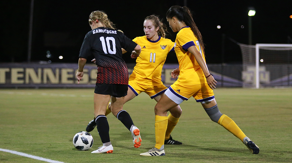Golden Eagles edged 1-0 at Austin Peay in second OVC match of the year