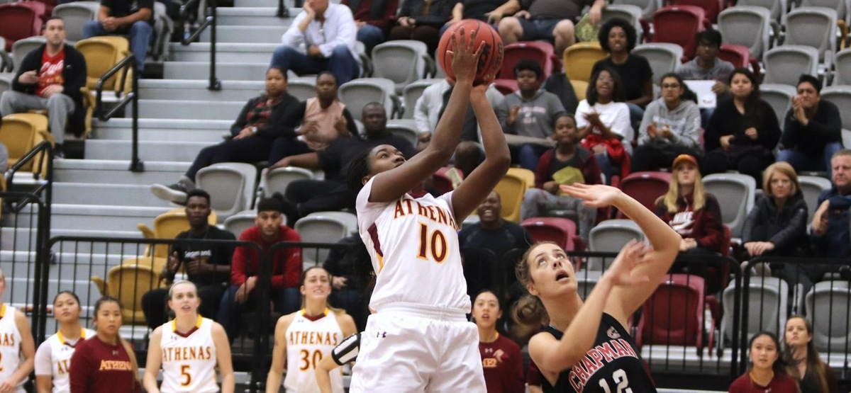 Rebounding Dominance Leads CMS Women's Basketball Past Redlands 47-41 for Road SCIAC Win