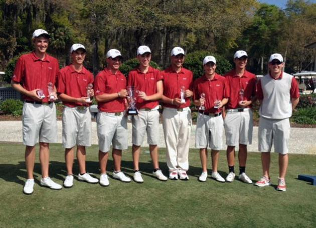 Guilford College - 2012 TaylorMade adidas Intercollegiate champions