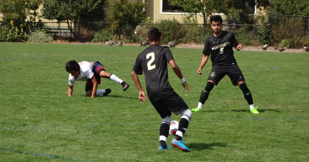 College of Marin Men's Soccer Grabs 3-2 Win Over Gavilan College