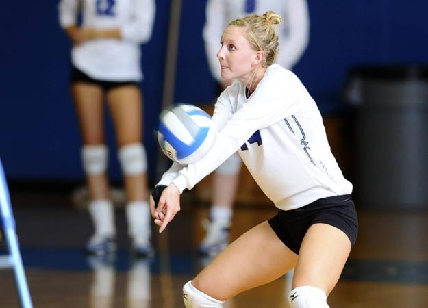 Volleyball Stopped by UNC-Wilmington, 3-1