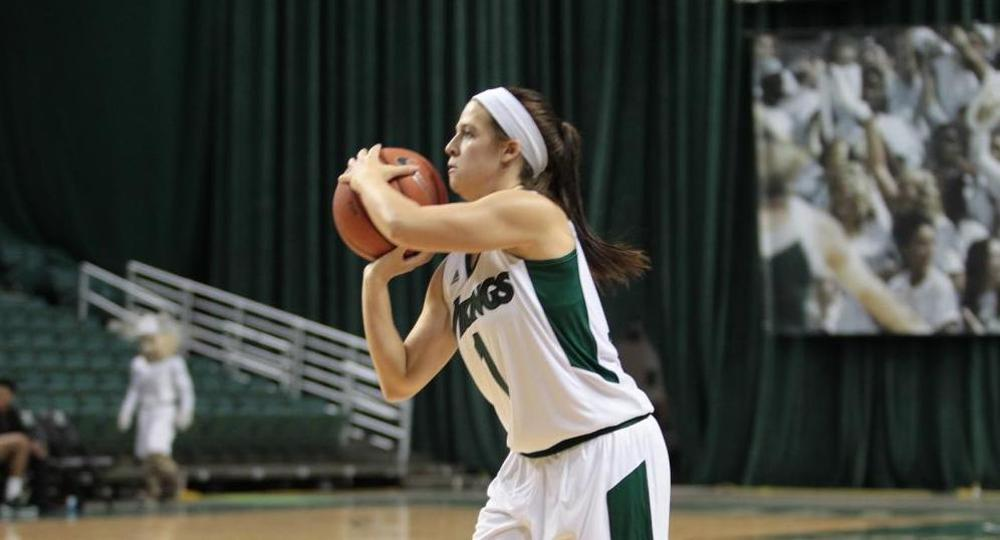 Vikings Fall At Wright State, 81-64