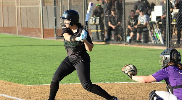 Lady Saints Hold Off Conqs Rally For Round One Win At Region Tournament