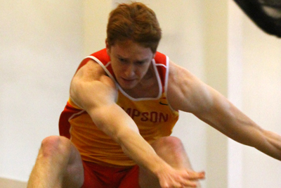 Farrand, Cord win titles on day one at IIAC Championships