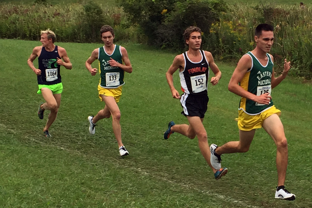 Oilers Open Season at Back to Nature Preserve Invitational