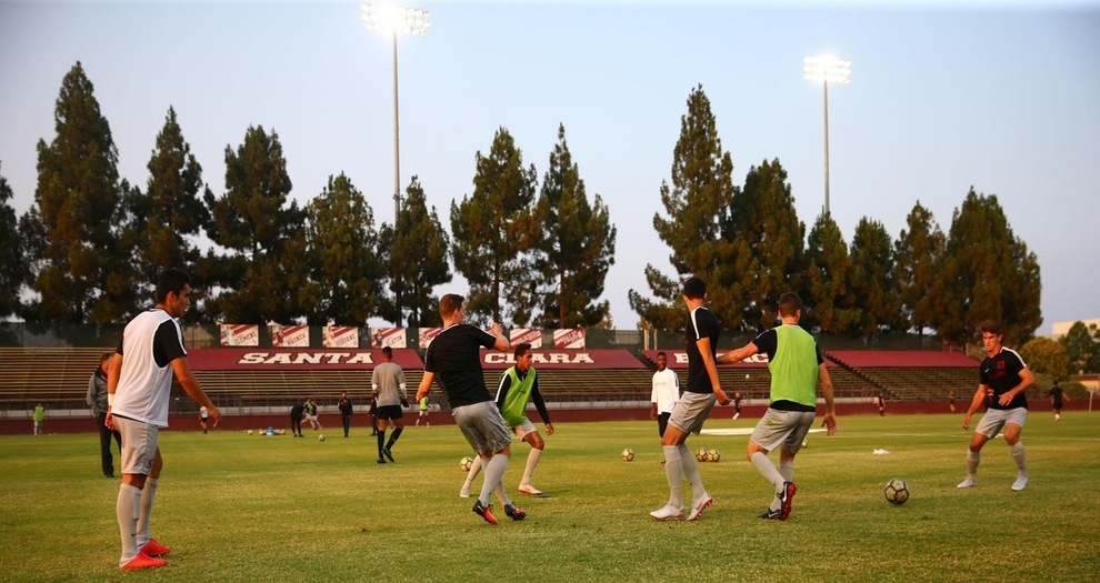 Men's Soccer Travels to No. 17 UC Davis on Saturday