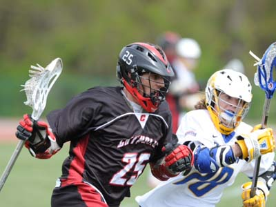 USILA names Fuccillo an honorable mention All-American