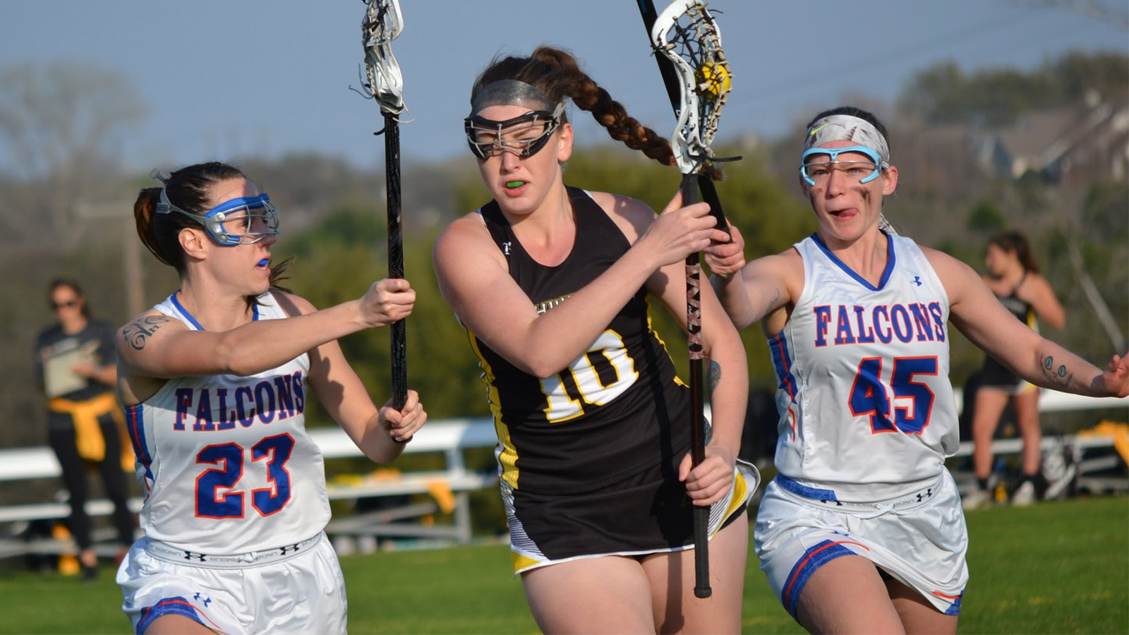 DePauw Too Much for Women's Lax on the Road