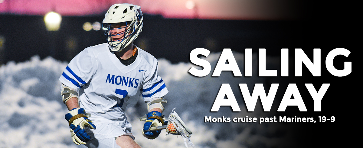 Monks Sail Past Mariners, 19-9