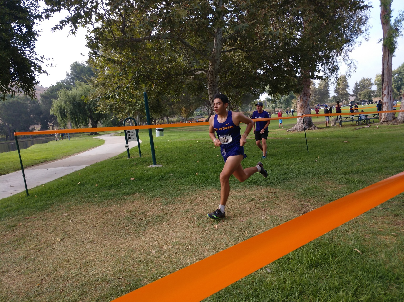 Kingsmen Finish Sixth at UC Riverside Invitational