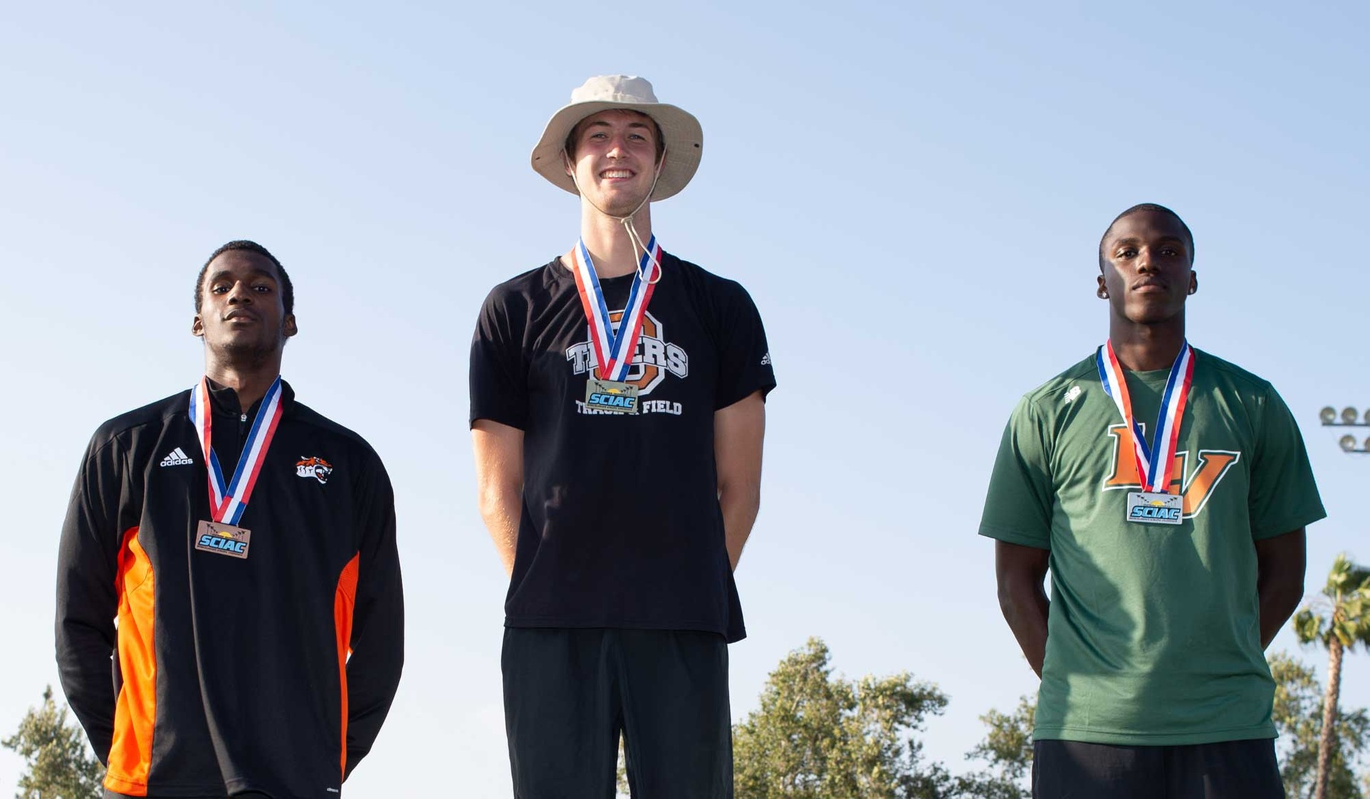 DeWitz Earns All-American Honors in High Jump