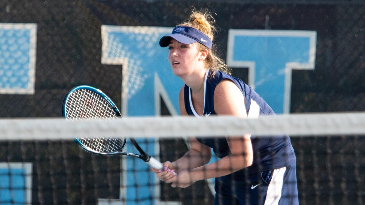 Women's Tennis Turned Away by Fairleigh Dickinson-Florham