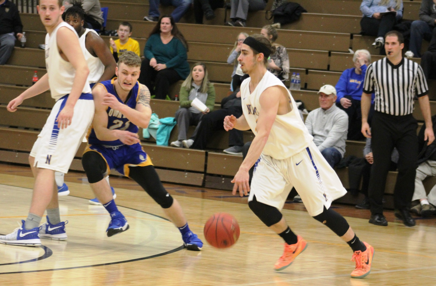 NIACC's Nick Wurm was an honorable mention all-region pick for the second straight season.