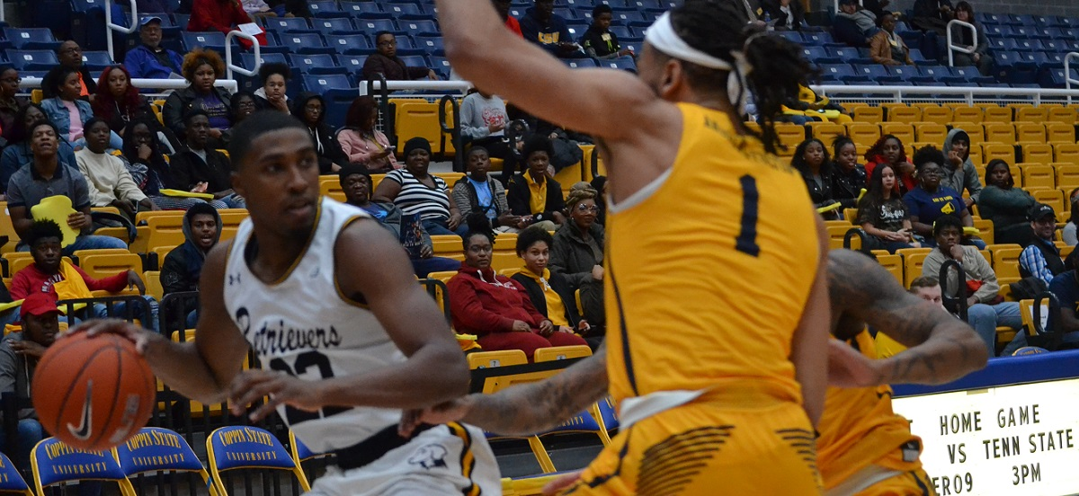 Men's Basketball Concludes Road Swing at Drexel in Saturday Matinee