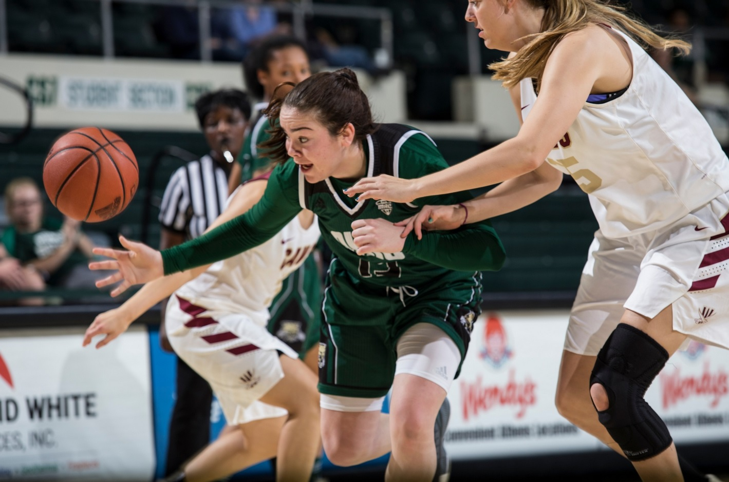Walsh Upsets Ohio 82-66 In Exhibition Play