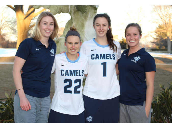 Connecticut College 9, Babson College 8 Balzotti (4 Goals) and Dalpe (13 Saves) Lead Camels to Victory in Opener