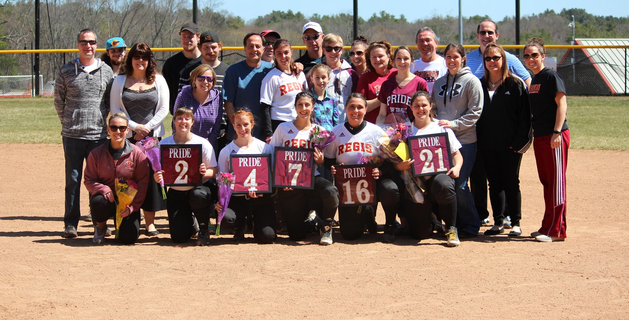 VIDEO: Senior Day Sweep, Softball Takes Two From Daniel Webster