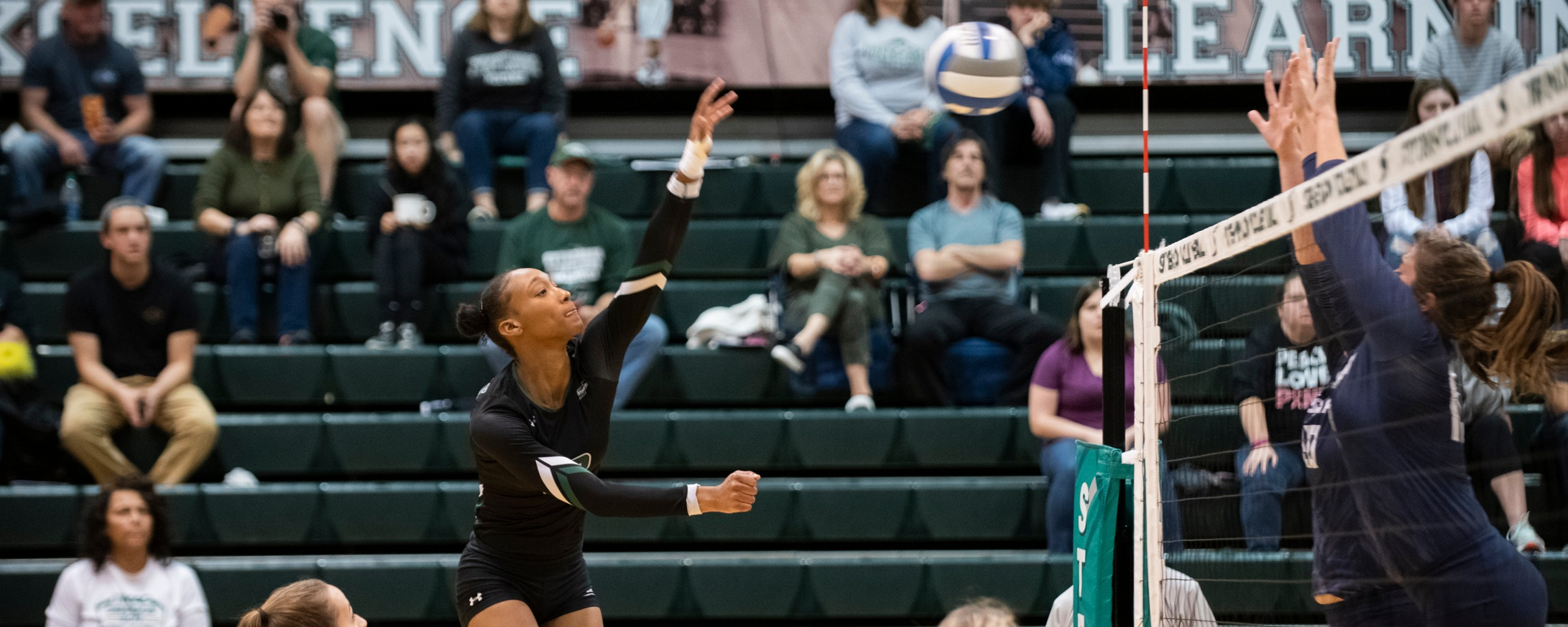 Mustangs Sweep Messiah, Advance to MAC Commonwealth Title Match