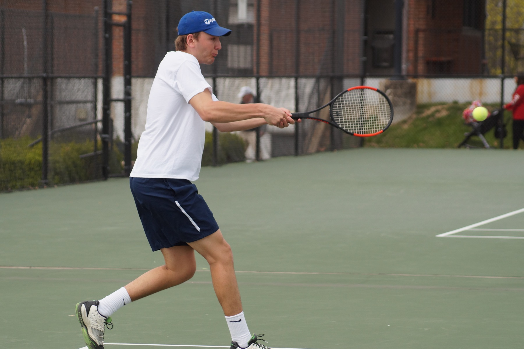 Westminster Finishes 4th in SLIAC Tournament