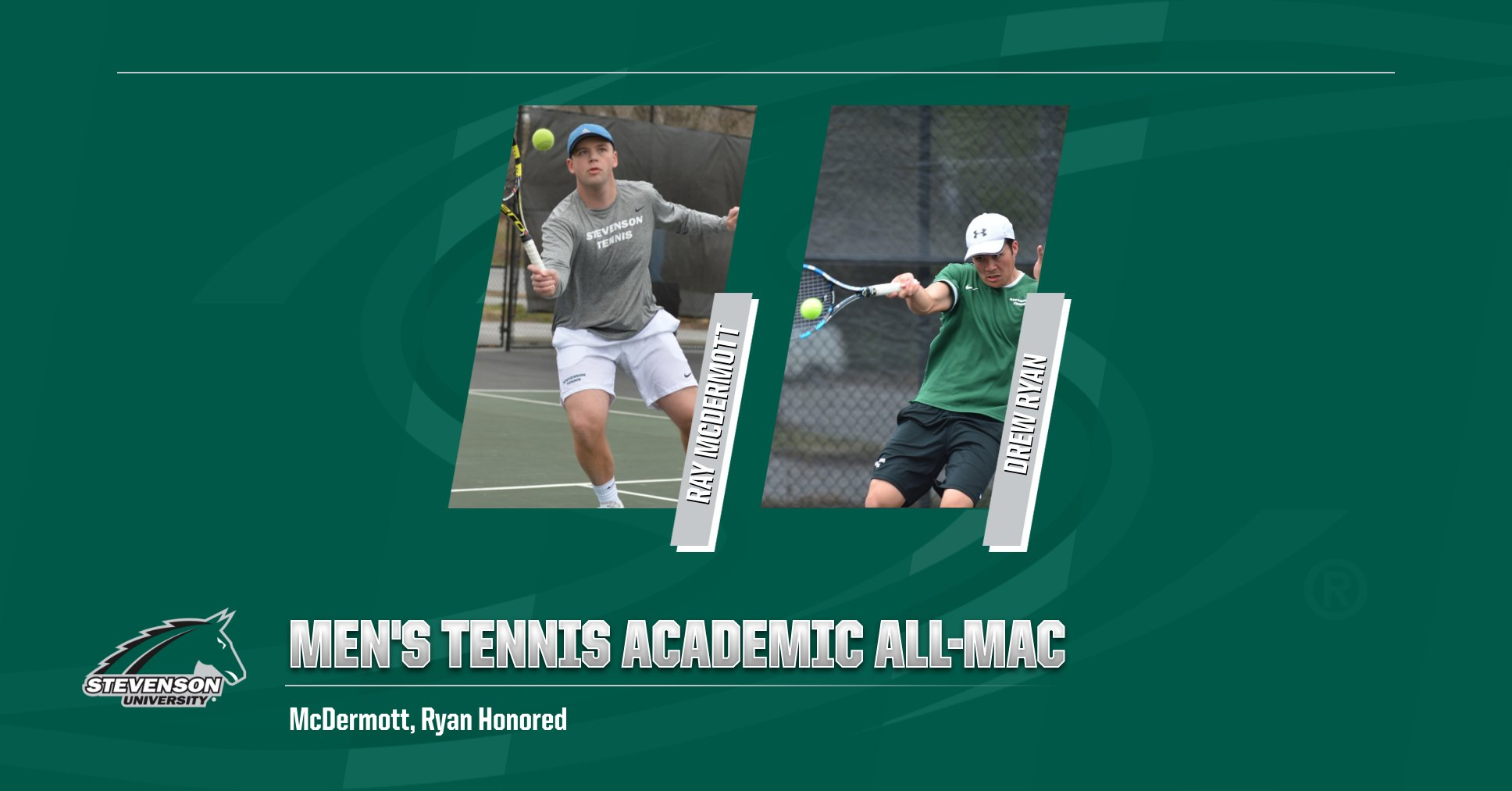 McDermott, Ryan Earn MAC All-Academic Nods