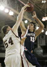 Zags Outlast Broncos, 81-73