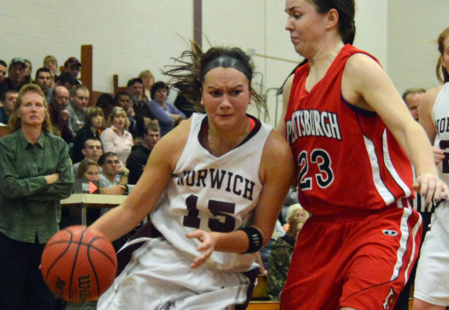 Women's Basketball: Late Surge Not Enough as Cadets fall to Emmanuel, 49-37