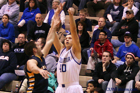 Men's Basketball wins double overtime thriller