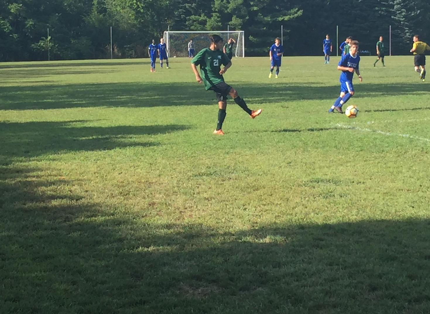 Gators Can't Hold Lead in 3-2 at Daniel Webster