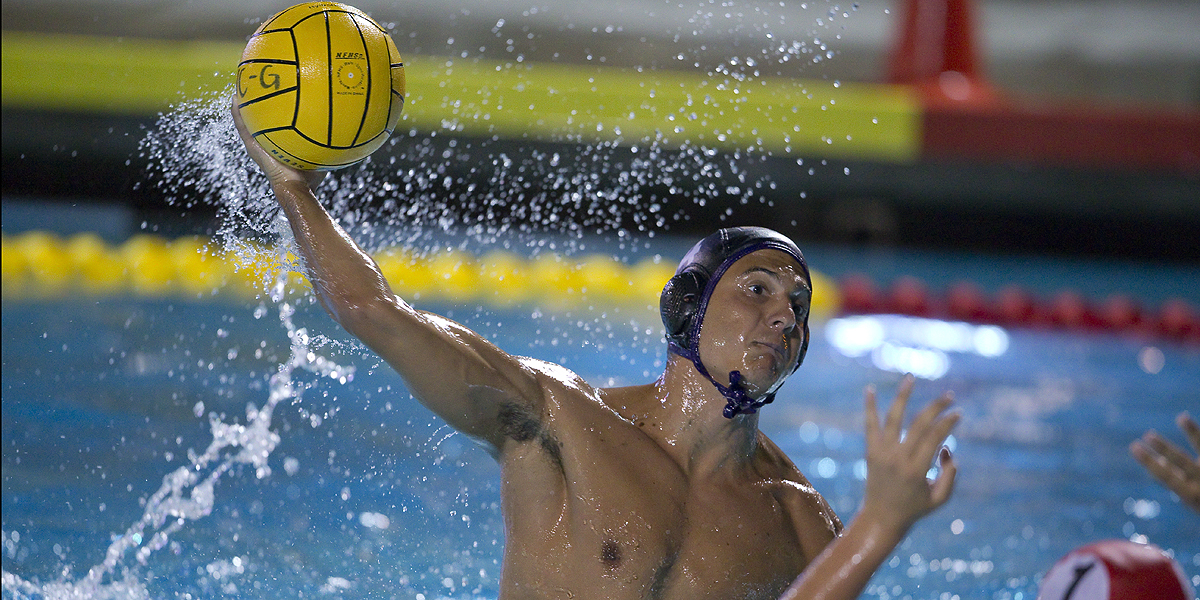 Water Polo sweeps at Whittier Open