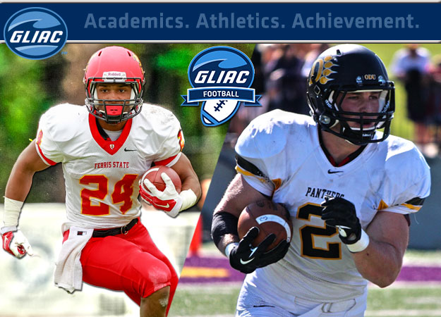 2015 GLIAC Football Preseason Coaches Poll Revealed
