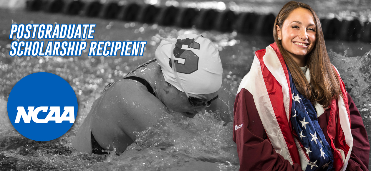 Medeiros Awarded With Prestigious NCAA Postgraduate Scholarship