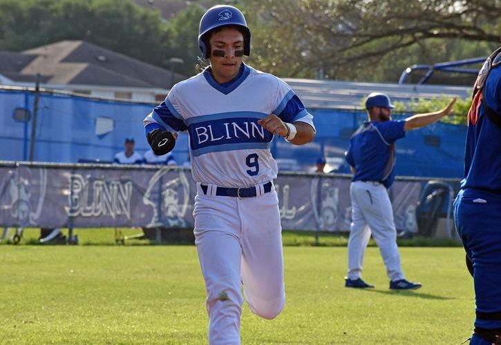 Blinn Baseball Defeats Galveston, 8-5