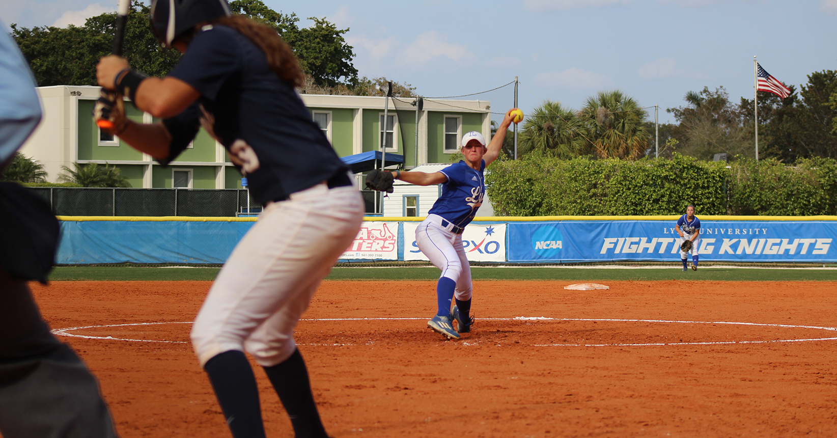 Softball Loses Pitcher's Duel