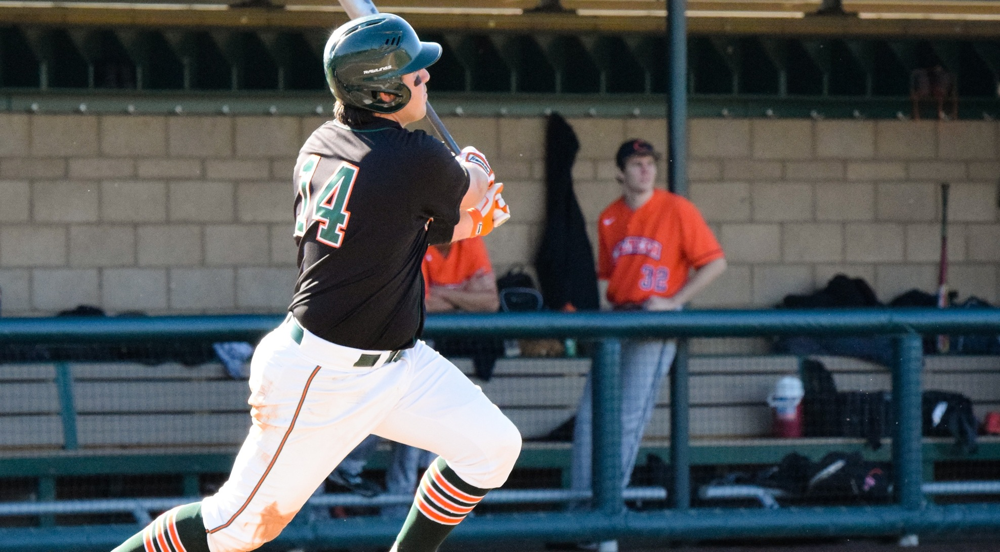 Baseball crushes Caltech 17-0