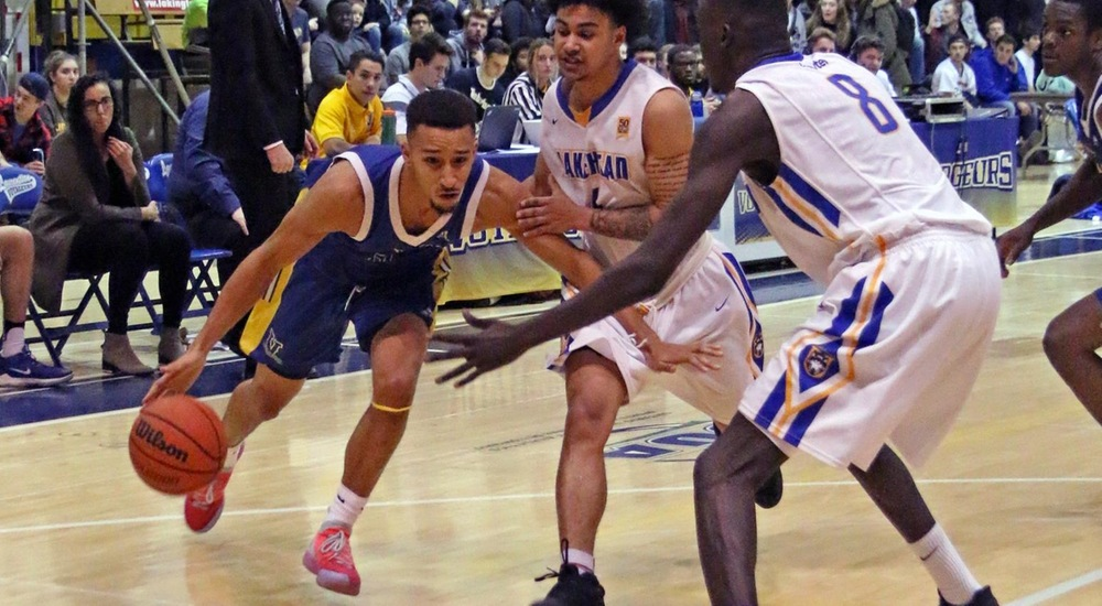 MBB | Voyageurs Can't Overcome Slow Start