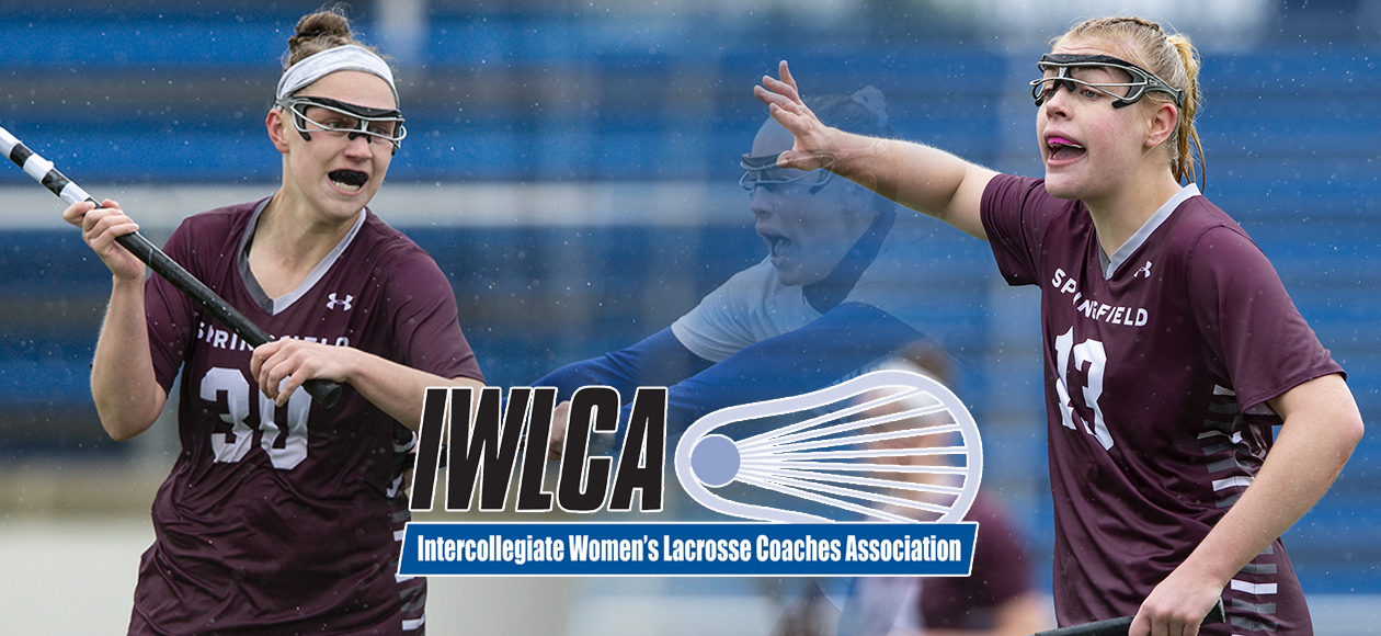 Sarnacki and Stone Garner IWLCA Women's Lacrosse All-Region Honors