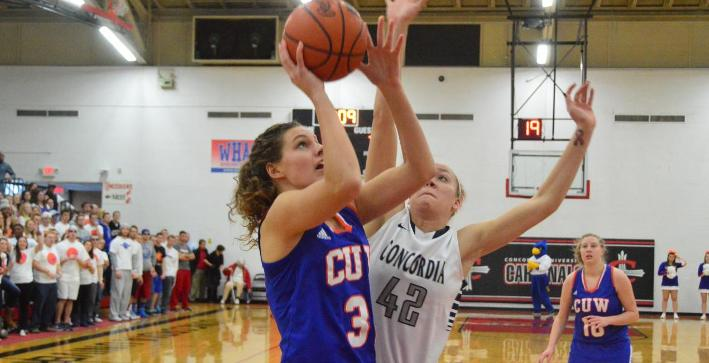 Women's Basketball falls in CIT title game