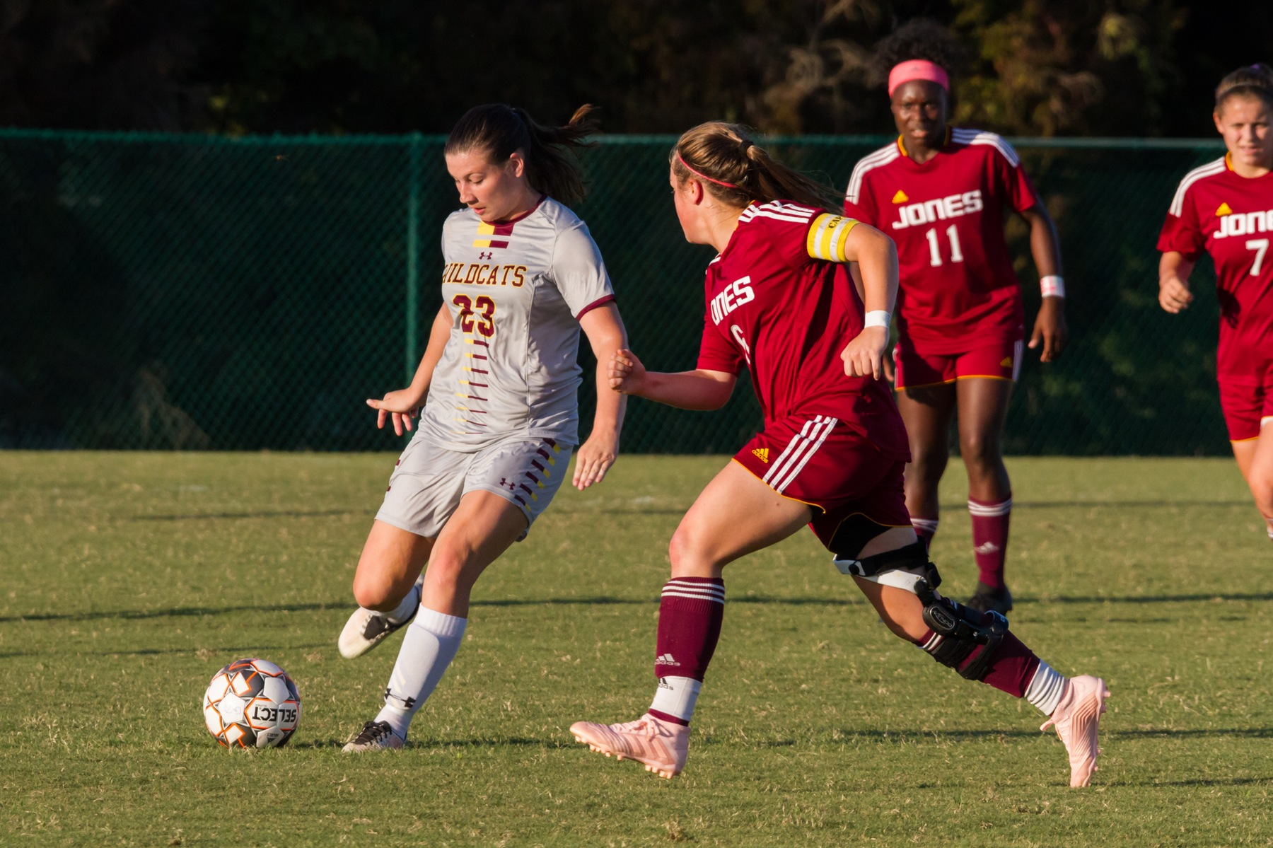 Lady Wildcats take on Jones in MACJC semifinals