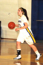 Monahan hits double-double as Clippers just missed against Livingstone