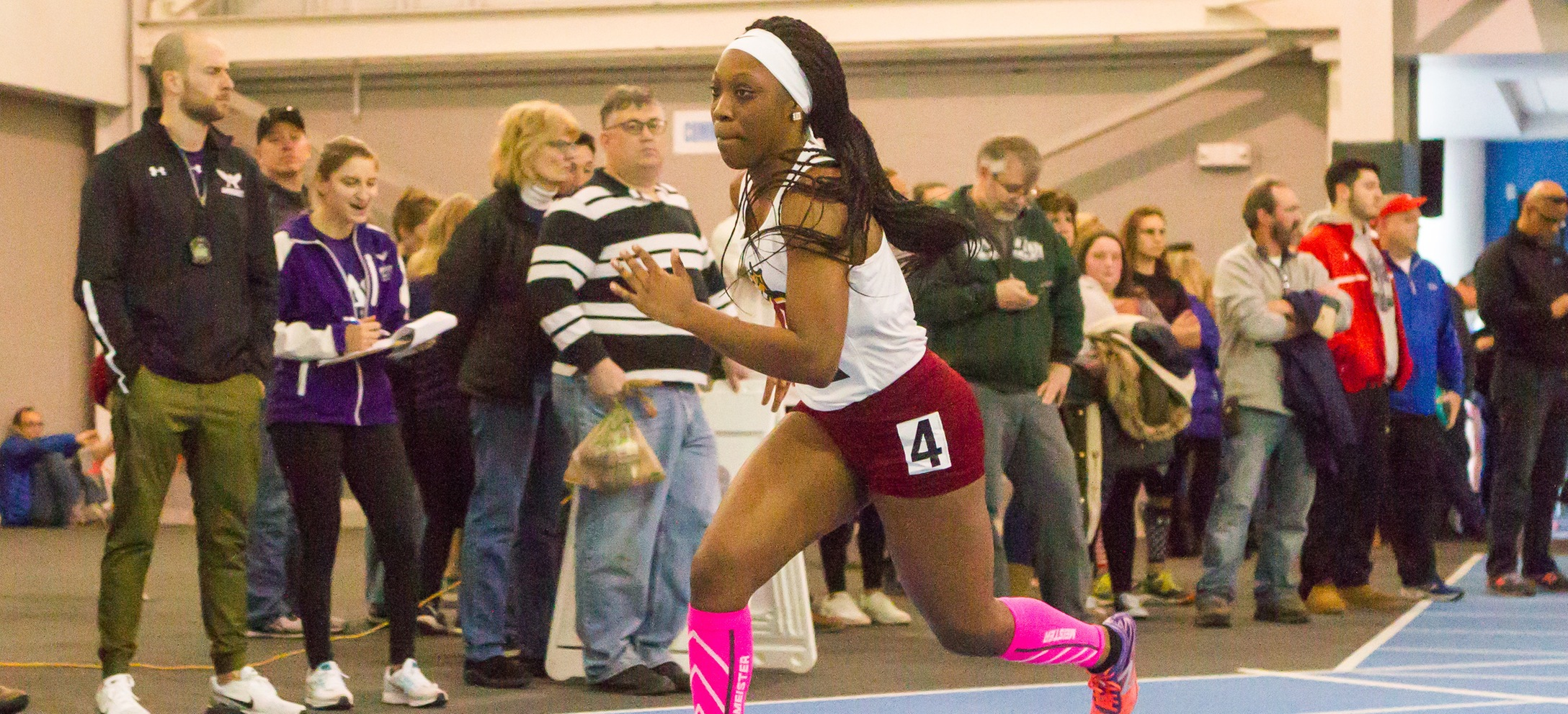 Four Personal Bests Highlight Women's Track & Field At Hemery Invite