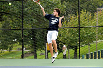 Milo captures 'C' singles flight at Wallach Invitational
