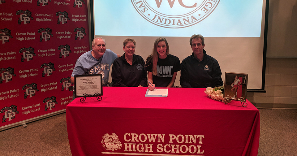 #PomeroyVB Adds Alexis Woodburn to 2018-19 Class