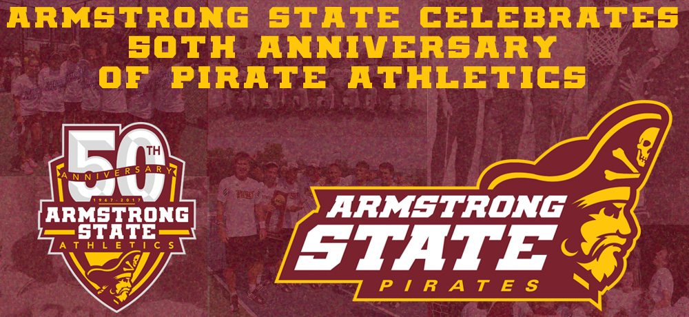 Armstrong State Athletics Celebrates 50 Years Of Pirate Athletics In 2016-17